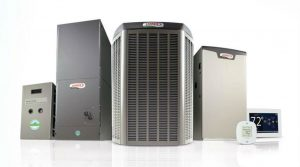 lennox furnace and air conditioner installation