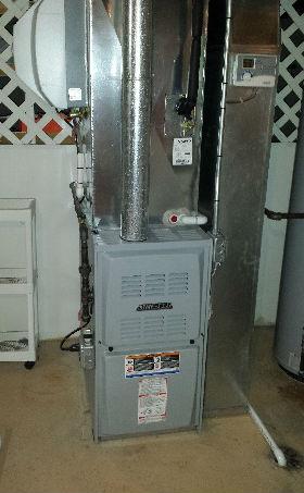 furnace installation carol stream