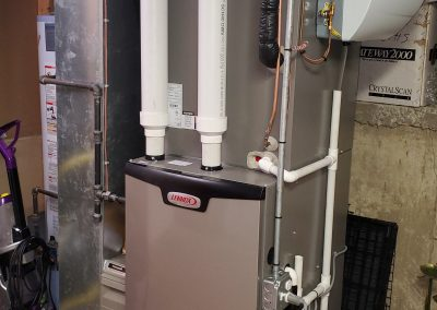 new Lennox Furnace Installation